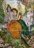 Ölbild Khrishna